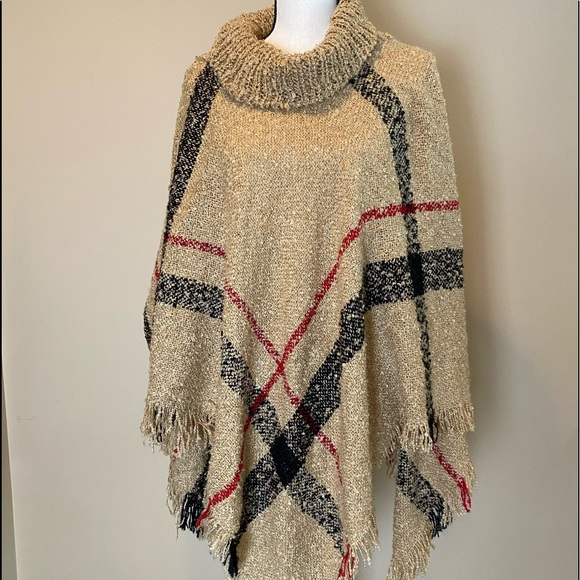 Light weight poncho